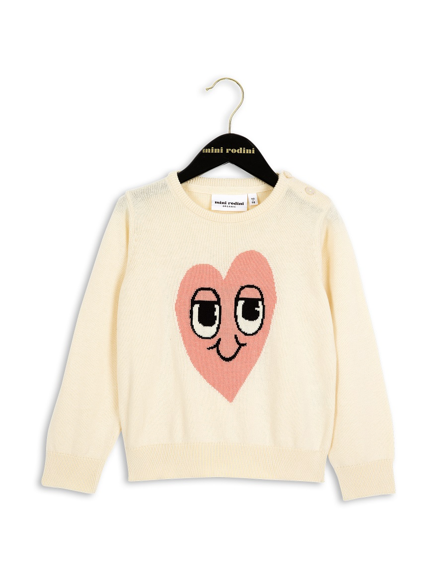 Sweater Mini Rodini Heart