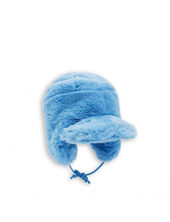 Gorro Mini Rodini Faux Fur