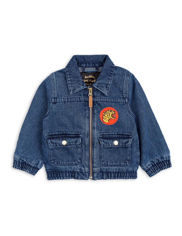 Chaqueta Mini Rodini Denim