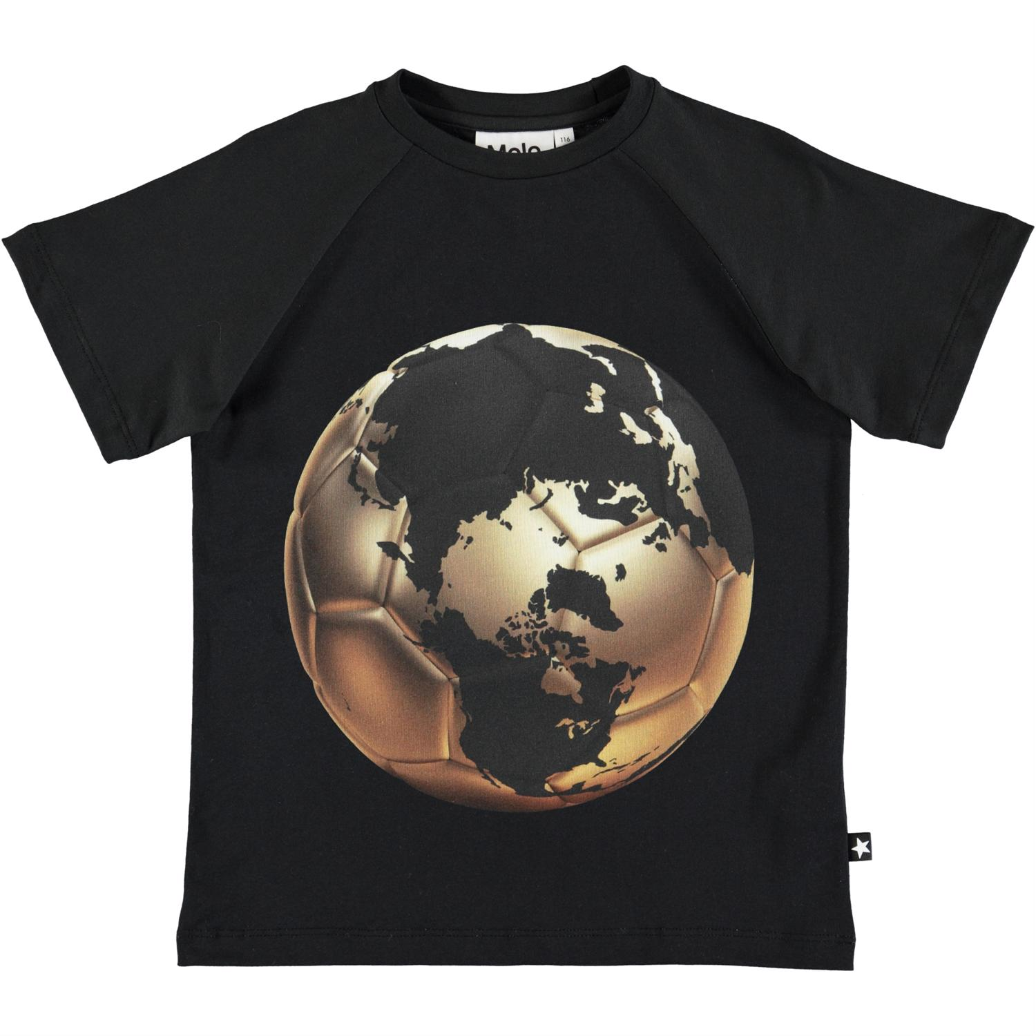 Camiseta Molo Football World Map