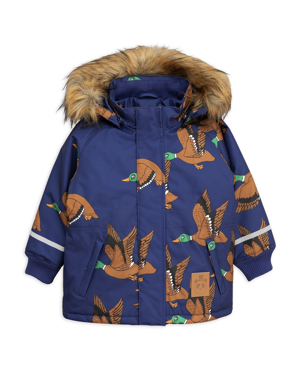 Chaqueta Mini Rodini K2 Ducks