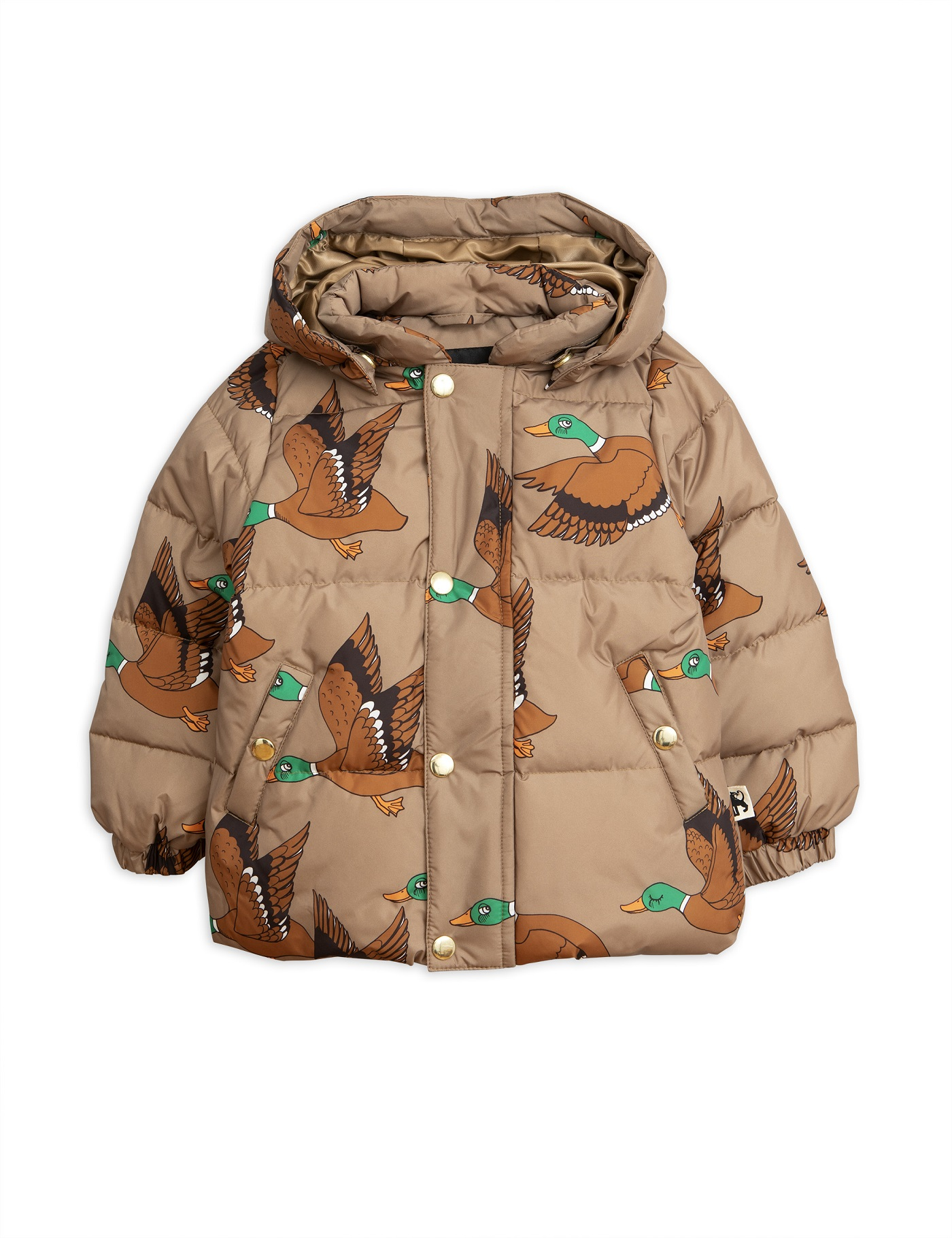 Chaqueta Mini Rodini Ducks Puffer