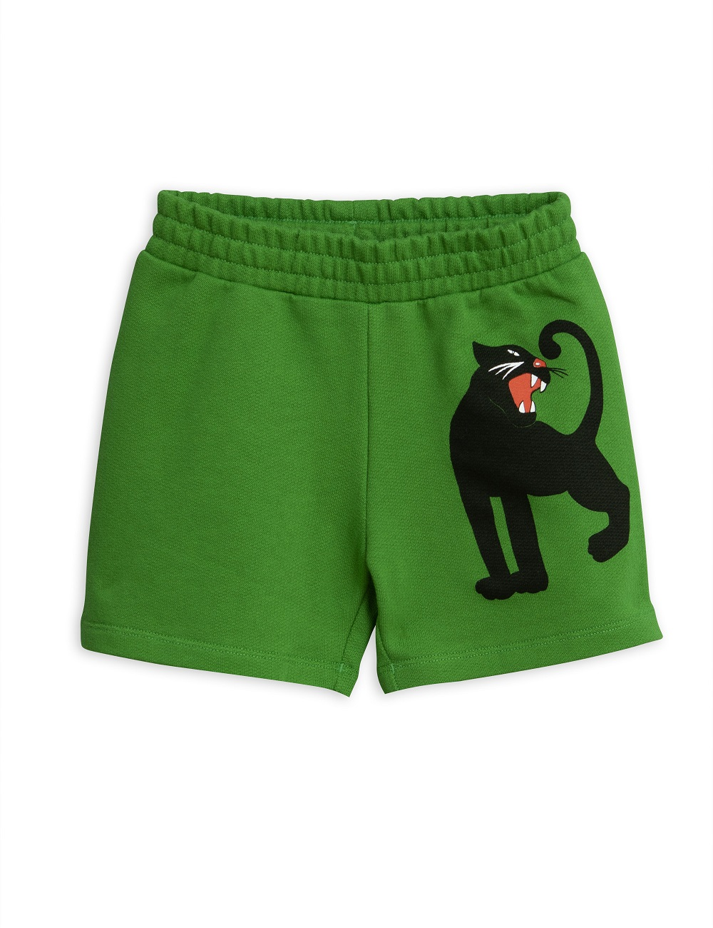 Short Mini Rodini Panther Green