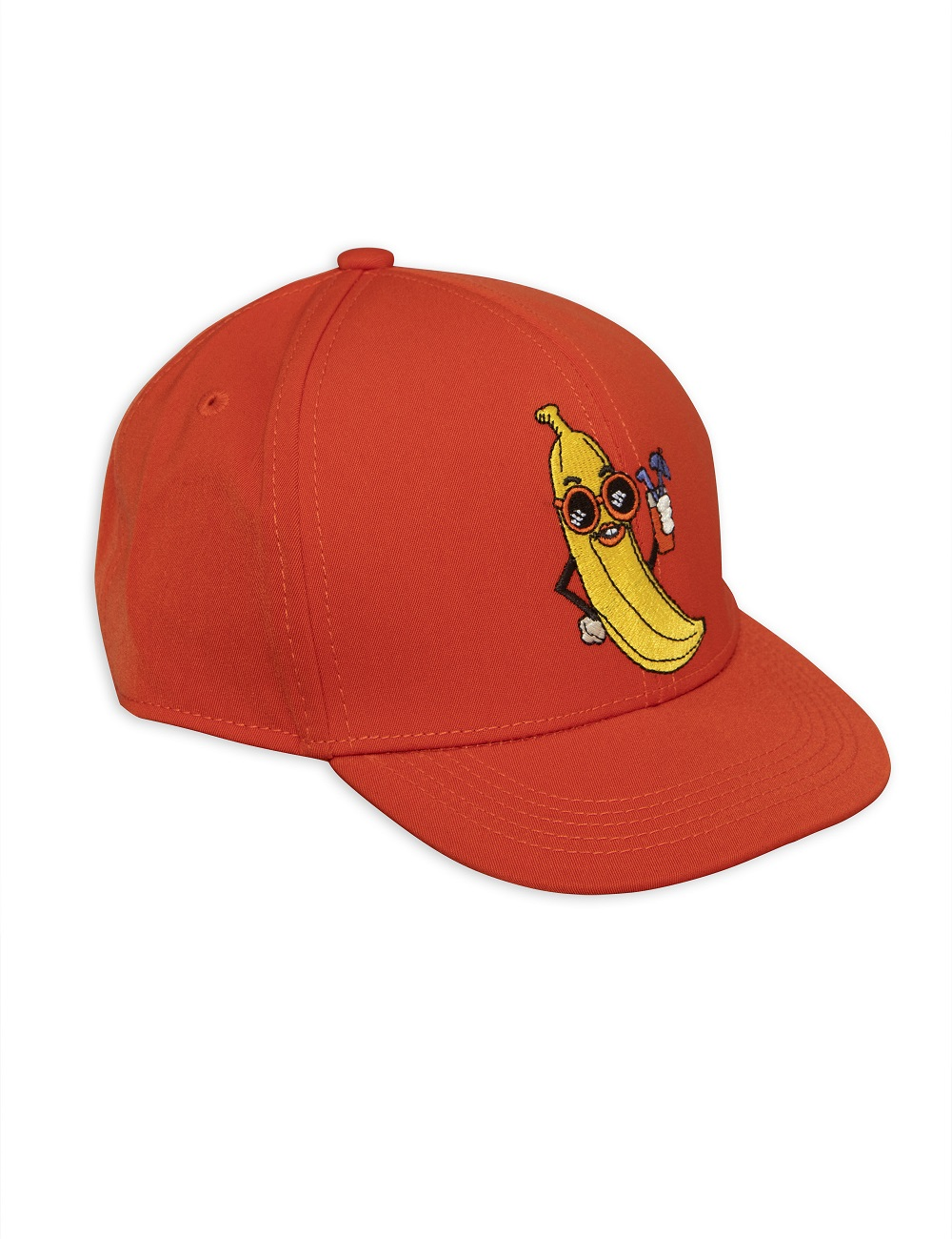 Gorra Mini Rodini Banana Red