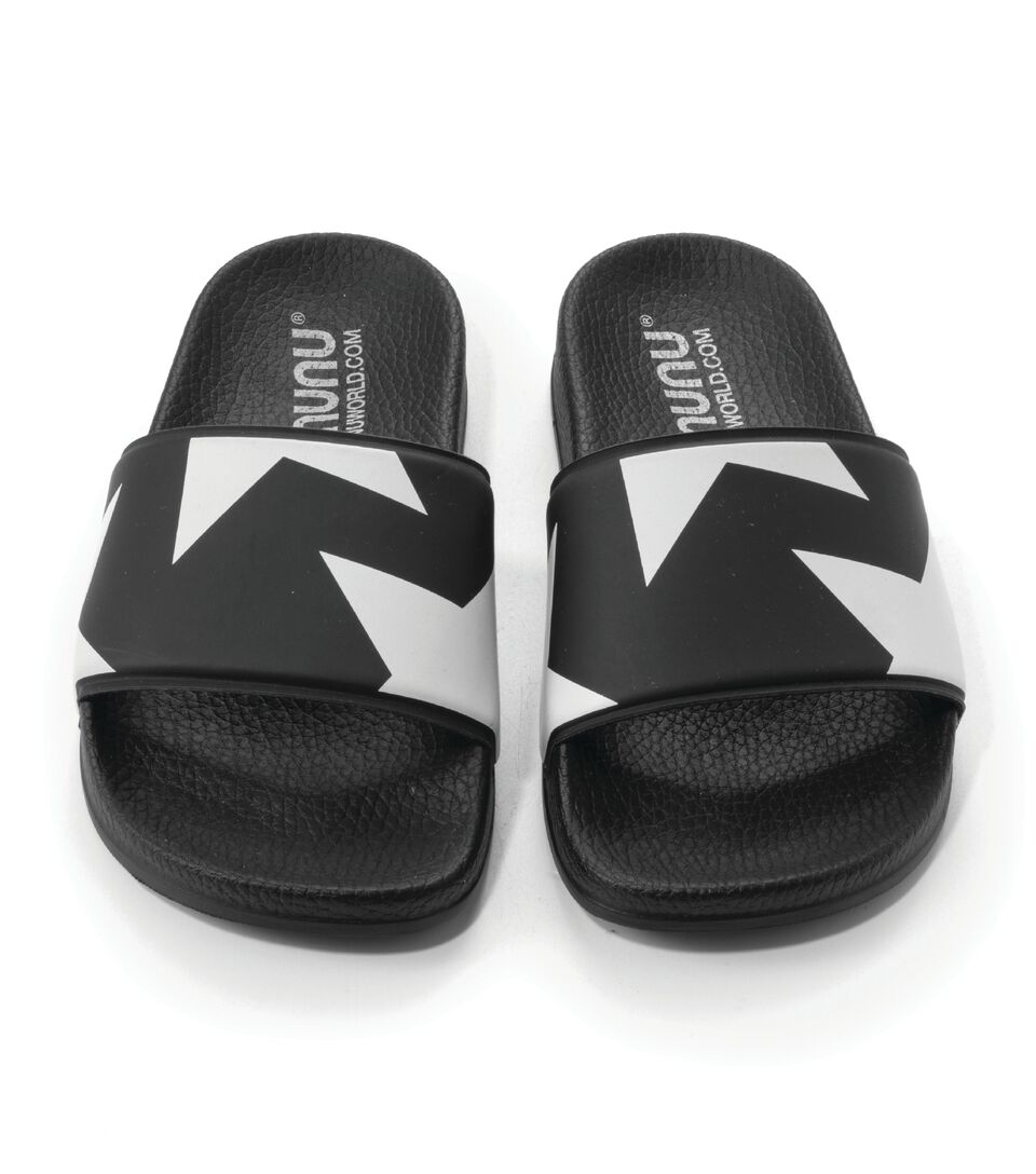 Chanclas Nununu Star Black