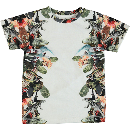 Camiseta Molo Raul Tropical Fever