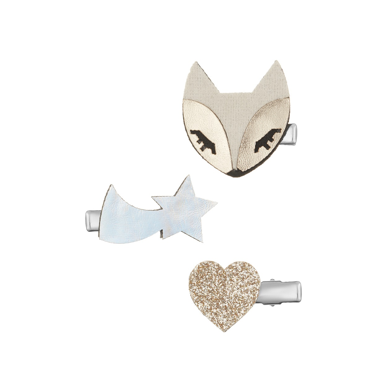 Pack Clips Arctic Fox Mimi & Lula