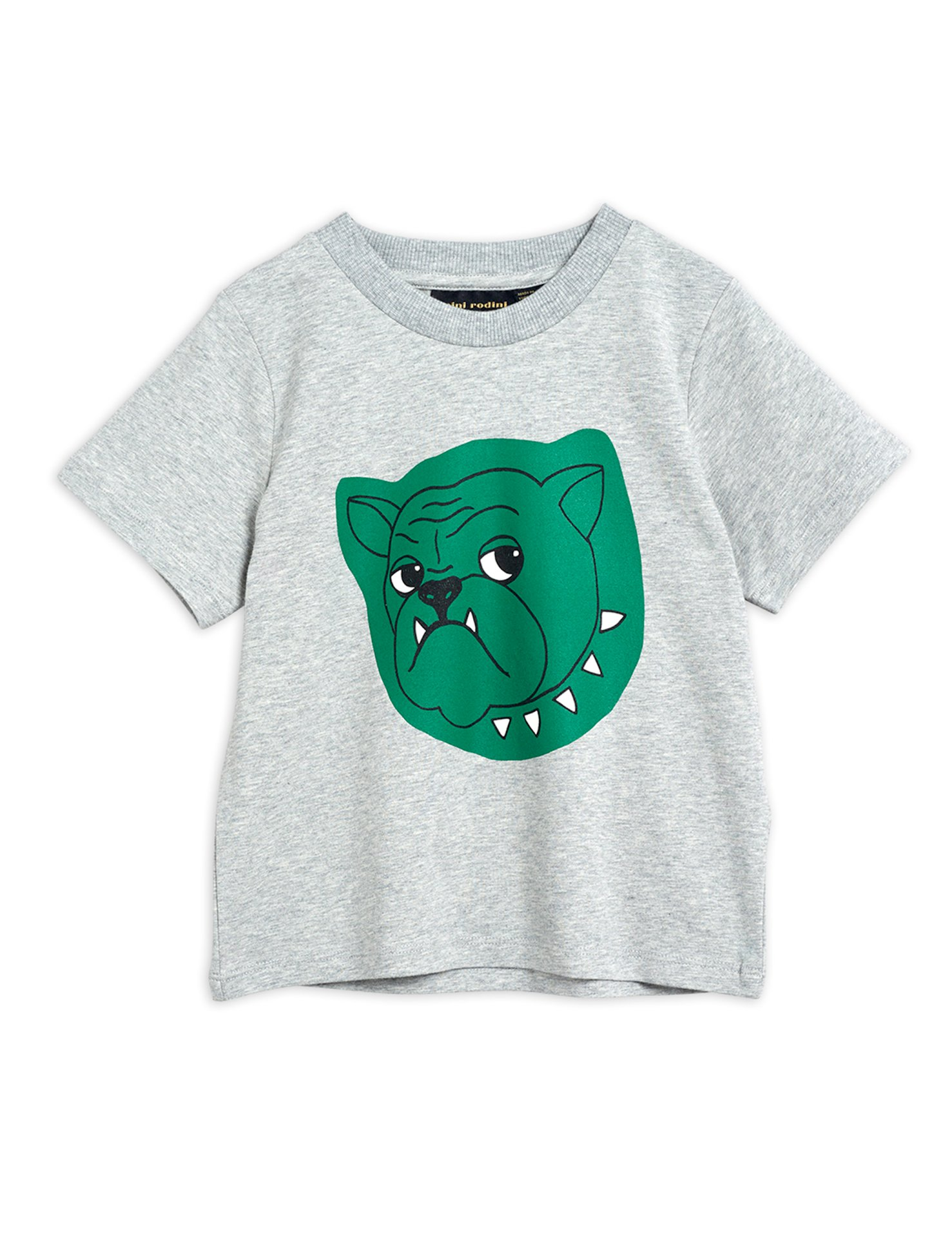 Camiseta Mini Rodini Bulldog