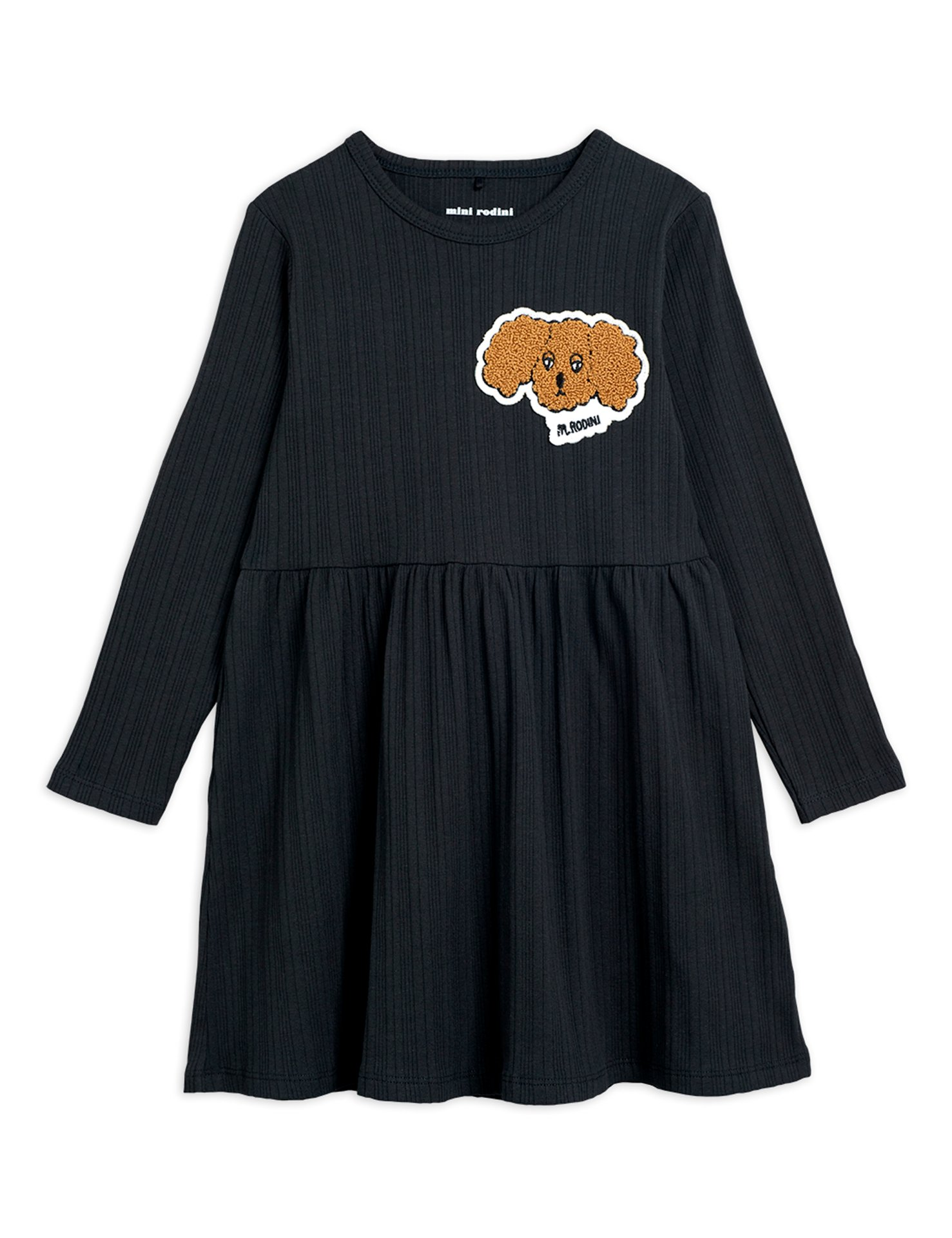 Vestido Mini Rodini Fluffy Dog Patch